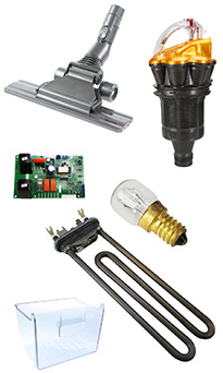 We stock thousands of spares and products, both genuine and non-genuine..